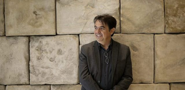 Martí Domínguez en una foto recent del diari ARA.