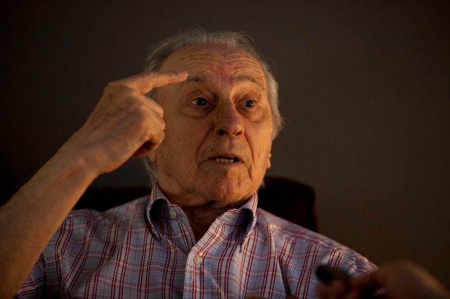 Francesc de Paula Burguera, foto Biel Aliño.