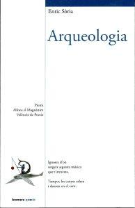 Portada del llibre Arqueologia d'Enric Sòria.
