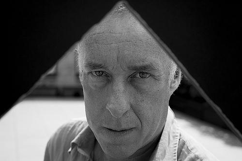 Andy Robinson, en una imatge de Guadalupe de la Vallina per a Jot Down.