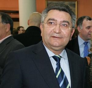 Fernando Giner, diputat del PP.