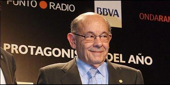 Fèlix Millet, el prohom que ha exemplificat la corrupció a Catalunya i sobre qui Panyella va escriure el llibre, Fèlix Millet, el gran impostor.