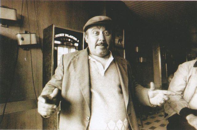 Machinet el de l'arròs, foto de Vicent Gamir, 1983.
