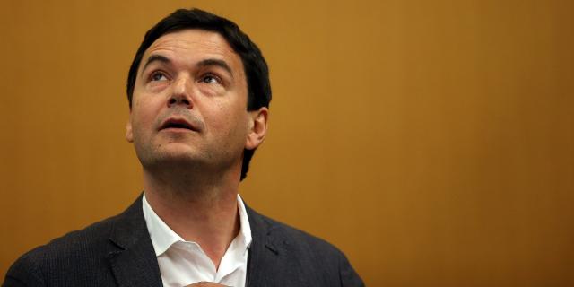 L'economista francés, Thomas Piketty.