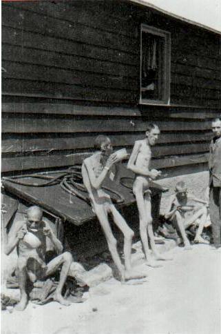 Supervivents de Mauthausen. Museu de l'Holocaust Estats Units.