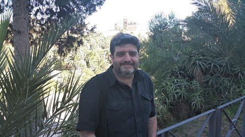 Francesc Viadel, Elx maig 2015. Foto, Josep Escribano.