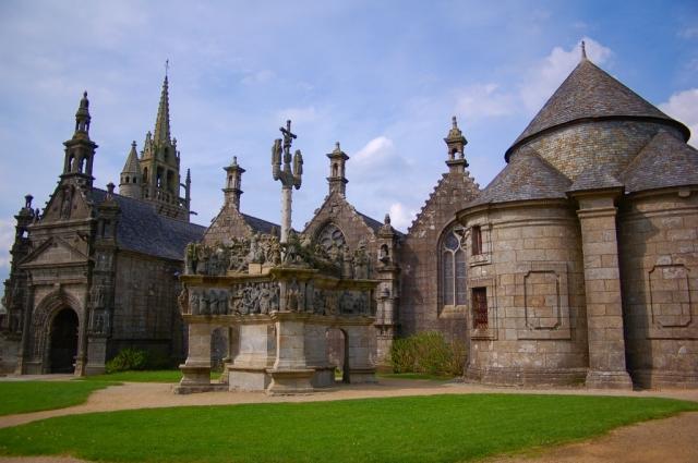 Enclos e Gwimilio a Finistre. Foto: Lin&chanvre en Bretagne.