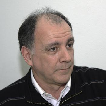 L'escriptor de Gandia, Rafa Gomar.