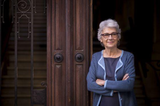 Muriel Casals. Foto/ Gianluca Battista, El País.