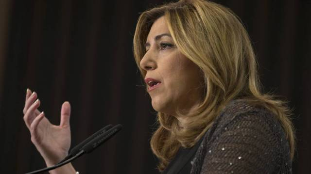 Susana Díaz, Foto/El País
