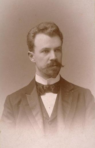 El periodista Lincoln Steffens.