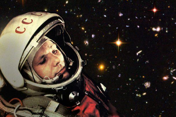 Iuri Gagarin.