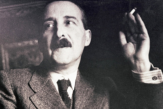 L'escriptor austríac, Stefan Zweig.